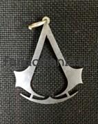 """Подвеска стальная """"Assassin's Creed"""""""