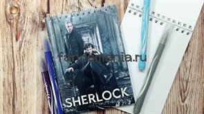 "Блокнот ""Шерлок и Джон"" (Шерлок)"
