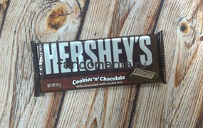 "Шоколад ""Hershey's"" (сookies in chocolate)"