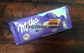 "Шоколад ""Milka-Joghurt"""