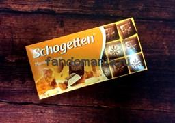 """Шоколад """"Schogetten Mandelkrokant"""""""