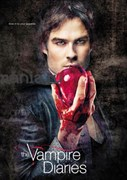Постер Дэймон Сальваторе (Дневники Вампира)